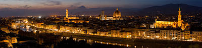 Photograph - Beautiful Florence Italy - IIi by Carl Amoth