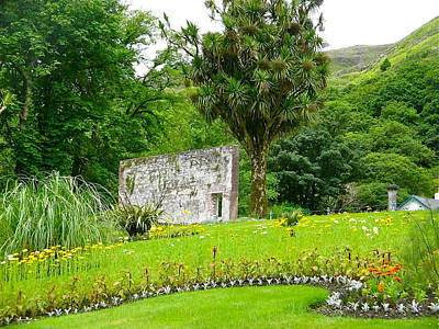 Photograph - Beautiful Garden Ruins by Denise Mazzocco