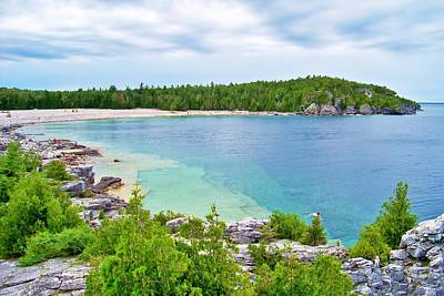Photograph - Beautiful Georgian Bay by Al Fritz