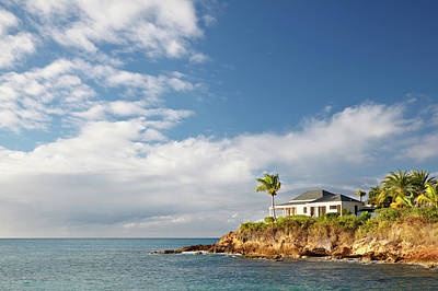 Antilles Photograph - Beautiful Holiday Villa In Antigua by Michaelutech