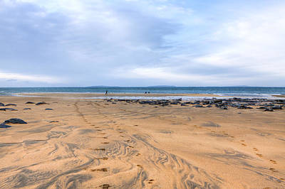 Photograph - Beautiful Irish Beach Near Fanore Ireland by Mark Tisdale