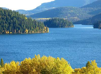 Photograph - Beautiful Lac Des Roches by Will Borden