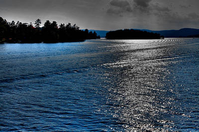 Photograph - Beautiful Lake George - New York by David Patterson