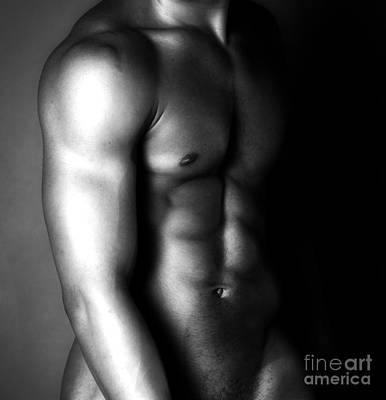 Photograph - Beautiful Muscle by Boon Mee