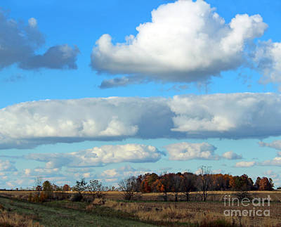 Photograph - Beautiful Ohio by Karen Adams