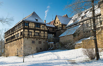 Photograph - Beautiful Old Town Bebenhausen Near Tuebingen Germany by Matthias Hauser