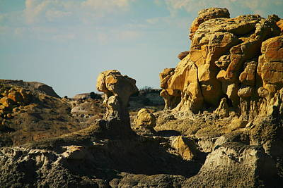 Hot Boulders Photograph - Beautiful Red Rock by Jeff Swan