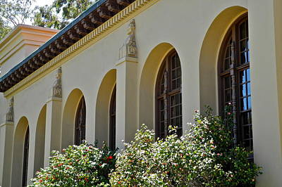 Photograph - Beautiful Santa Barbara Library by Kirsten Giving