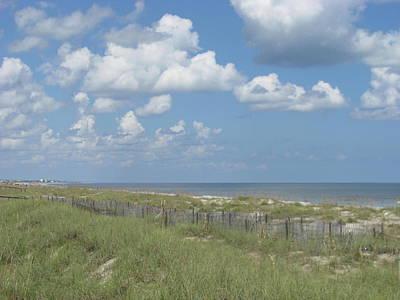 Photograph - Beautiful Seascape by Ellen Meakin