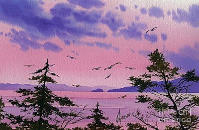 Beautiful Shore Original by James Williamson