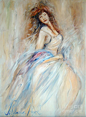 Painting - Beautiful by Silvana Abel