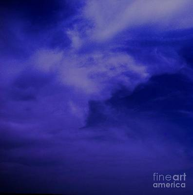 Art Print featuring the photograph Beautiful Sky by Saribelle Rodriguez