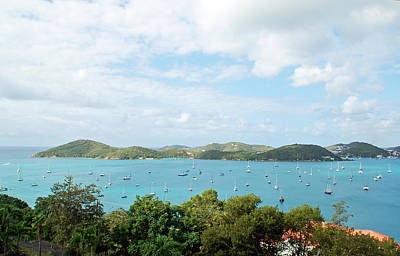 Photograph - Beautiful St Thomas by Aimee L Maher ALM GALLERY