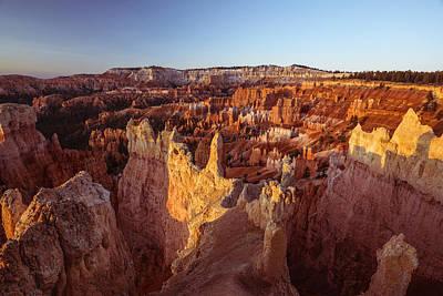 Photograph - Beautiful Sunrise At Bryce Canyon by Vishwanath Bhat