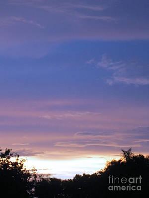 Photograph - Beautiful  Sunset  by Oksana Semenchenko