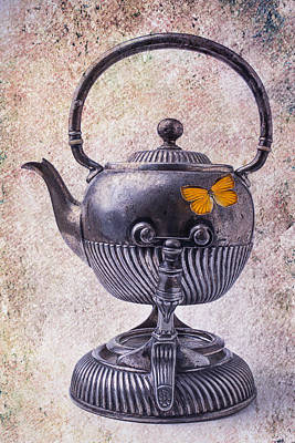Beautiful Teapot Art Print by Garry Gay