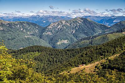 Photograph - Beautiful Tessin Ticino Switzerland by Matthias Hauser