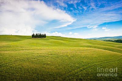 Beautiful Tuscany Art Print