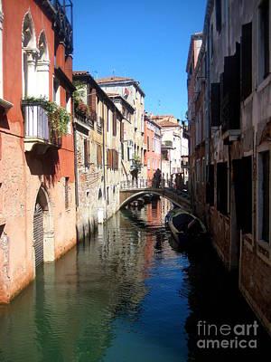 Beautiful Venice  Art Print