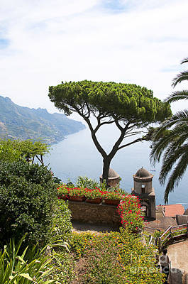 Photograph - Beautiful View Above The Amalfi Coast by Brenda Kean
