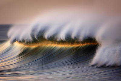 Beautiful Wave Mg_8910 Art Print