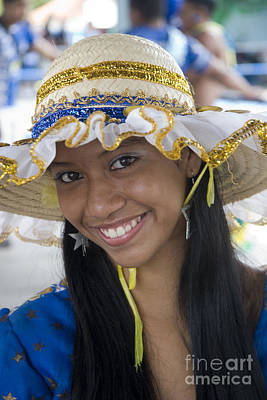 Amazon River Photograph - Beautiful Women Of Brazil 11 by David Smith