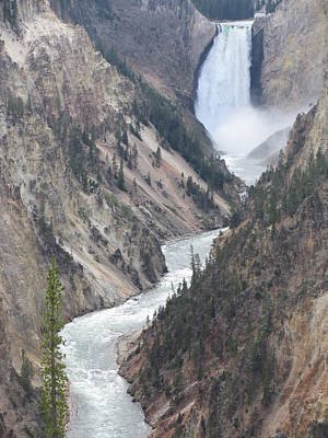 Photograph - Beautiful Yellowstone by Shawn Hughes
