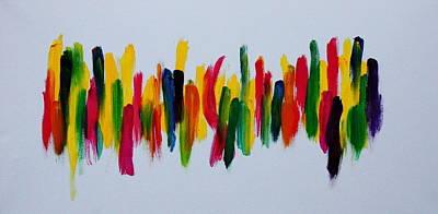 Beautifully Wrong Art Print by Tom Atkins