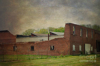 Beauty After The Tornado Art Print