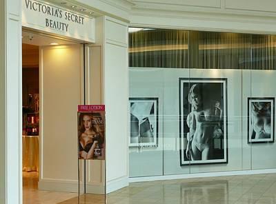 Victorias Secret Store Photograph - Beauty by Allan Richter