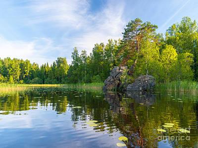 Photograph - Feels Like Summer by Ismo Raisanen