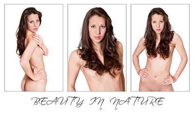 Collage Photograph - Beauty In Nature 5 by Jochen Schoenfeld