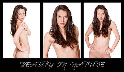 Trio Photograph - Beauty In Nature 6 by Jochen Schoenfeld