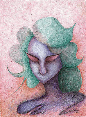 Beauty In Peace  Art Print