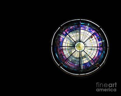 Photograph - Beauty In Stained Glass II by Christina Klausen