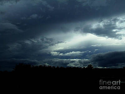 Photograph - Beauty In Storms by Scott B Bennett