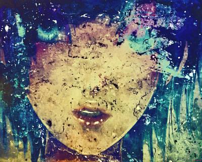 Digital Art - Beauty Is In Imperfection by Joe Misrasi