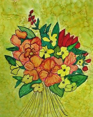 Beauty Art Print by Linda Brown