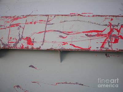 Beauty Of A Dumpster II Art Print