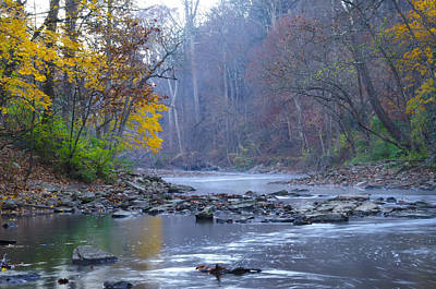 Of Autumn Photograph - Beauty Of Autumn by Bill Cannon
