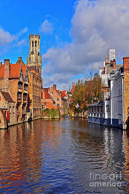 Photograph - Beauty Of Belgium by Elvis Vaughn
