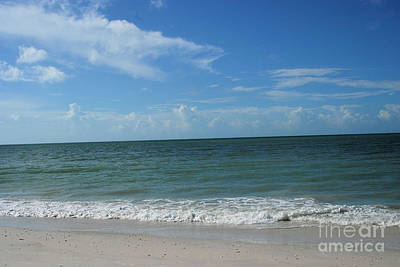 Photograph - Beauty Of Lovers Key Beach by Oksana Semenchenko