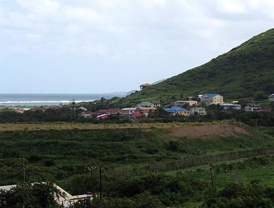 Photograph - Beauty Of St. Kitts by Karen Zuk Rosenblatt