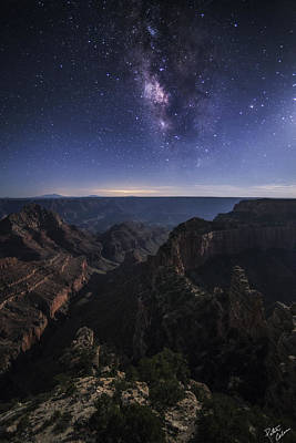 Moonlit Night Photograph - Beauty Of The Night by Peter Coskun