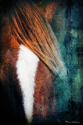 Animal Portrait Digital Art - Beauty3 by Mark Ashkenazi