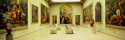 Beaux Arts Photograph - Beaux Arts Museum Lyon France by Panoramic Images