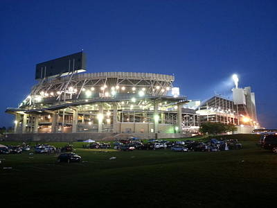 Joe Paterno Photograph - Beaver Stadium by Ross Ansel