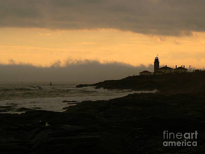 Photograph - Beavertail-after The Storm by Butch Lombardi