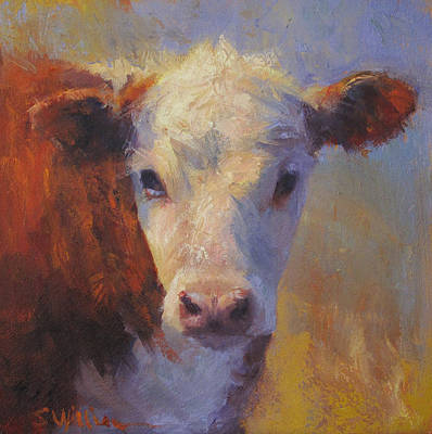 Painting - Bebe by Susan Williamson