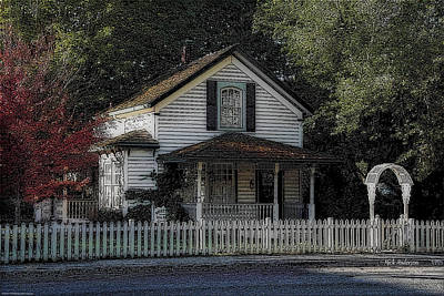 Photograph - Bed And Breakfast In Your Dreams by Mick Anderson